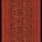 """Selendang, Sumatra, Bangka, 1900, silk, 0.83 x 2 m (32.8 x 78.7"""")"""