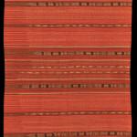 """Homnon (sarong), Moluccas, Kisar, 1900 -1925, cotton, 0.66 x 1.66 m (25.9 x 65.3"""")"""