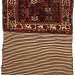 Pile khorjin, Shahsavan, Northwest Persia, Circa 1870, 51 x 61 cm (20 x 24 in.)