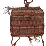 Pile chanteh (back), Qashqa'i Confederacy, Southern Persia, Circa 1880, 27 x 30 cm (10.5 x 12 in.), Edi Egli Collection, St. Gallen