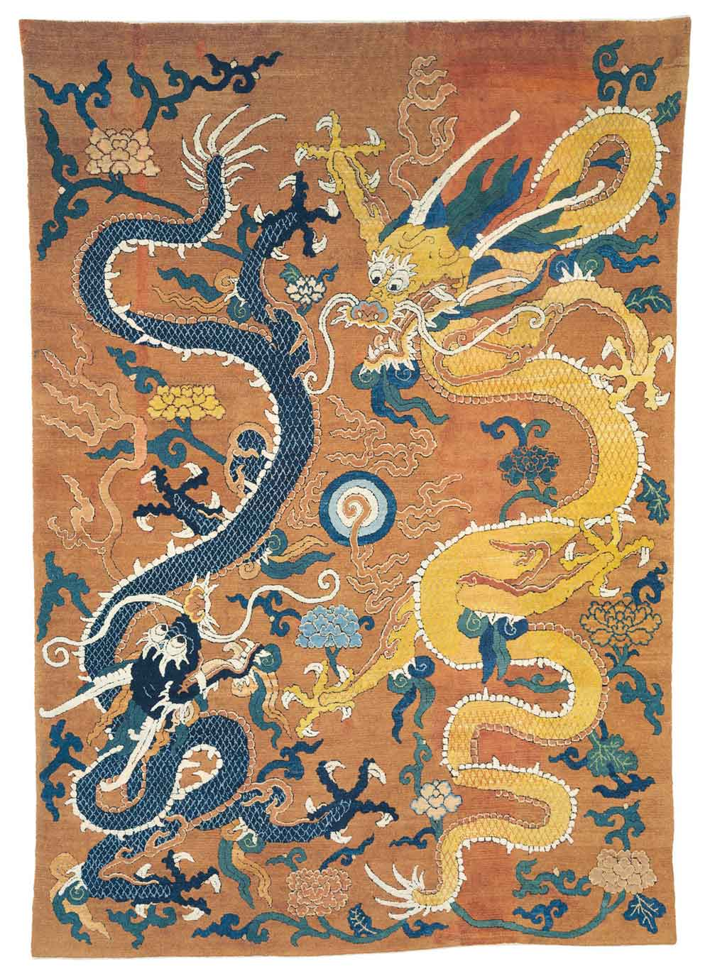 High Flying Dragon Carpet Hali
