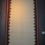 Kilim, around 1900 South-Persia, Fars region, Ghashghai nomads 147 x 347 cm. 100 Kilims, Neiriz Collection, Halle