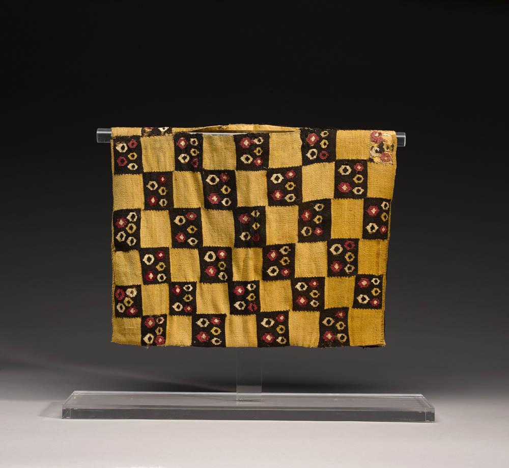 Lot 167 - Nazca Child's Tunic, ca. A.D. 200-600