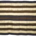 Lot 2209 - A Navajo Ute-style first phase chief's blanket