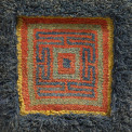 thumbMICHAEL-WOERNER-exhibition-'Early-Tibetan-Rugs---Six--Masterpieces-from-the-Piccus-Collection'-at-COLOGNE-FINE-ART,-no.-6,--Wangden-Rug,-19th-cent.,-155.7-x-74.4cm-