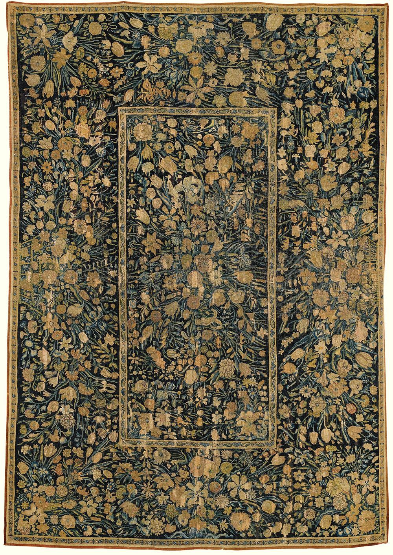 Sothebys Savonnerie Carpet