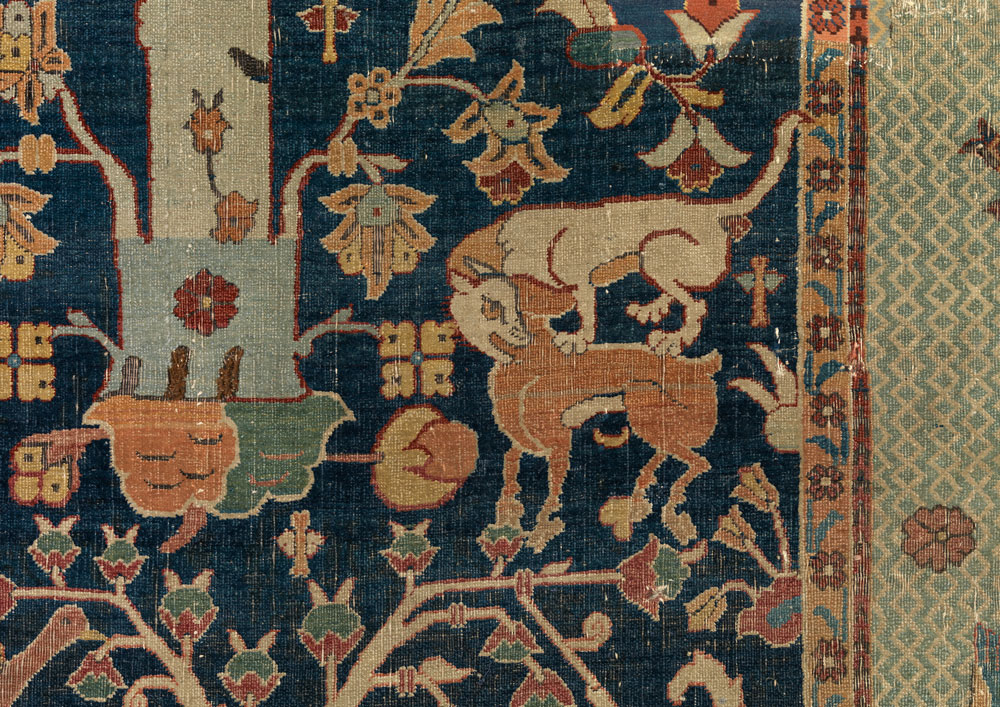 Burrell Collection S Wagner Garden Carpet Exhibited At