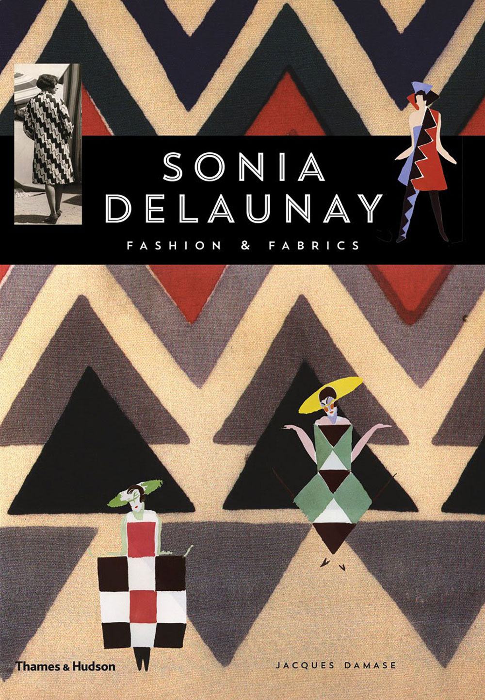 Sonia Delaunay Fashion Fabrics Damase