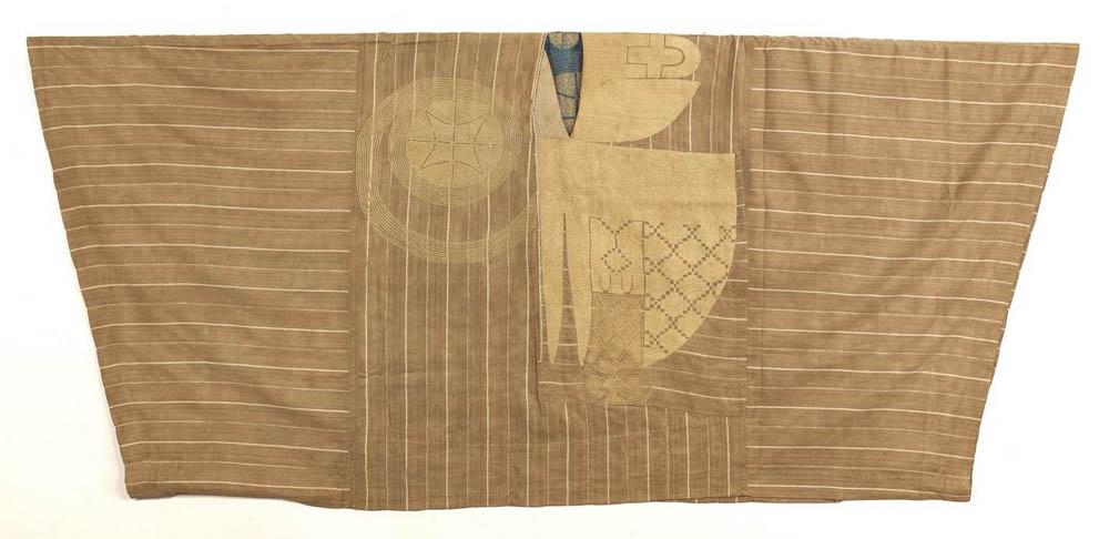 Man's prestige robe (riga or agbada)