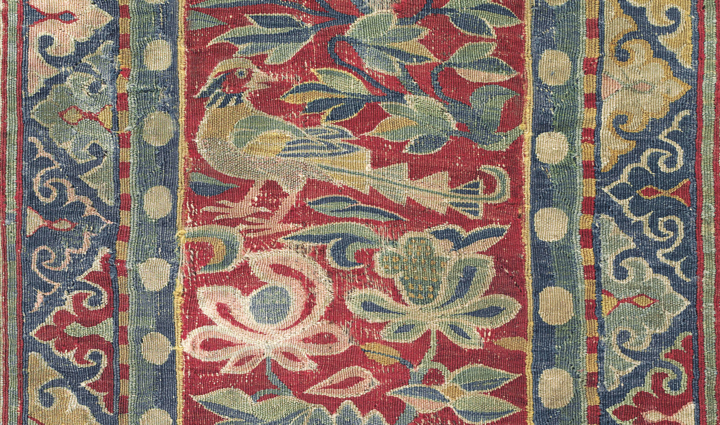 Rug And Textile Results From Christie S And Bonhams