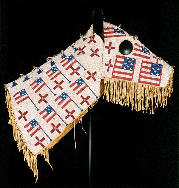 Horse Mask, Plains Indians, Metropolitan Museum of Art