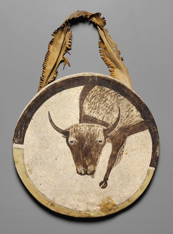 Shield, Plains Indians, Metropolitan Museum of Art