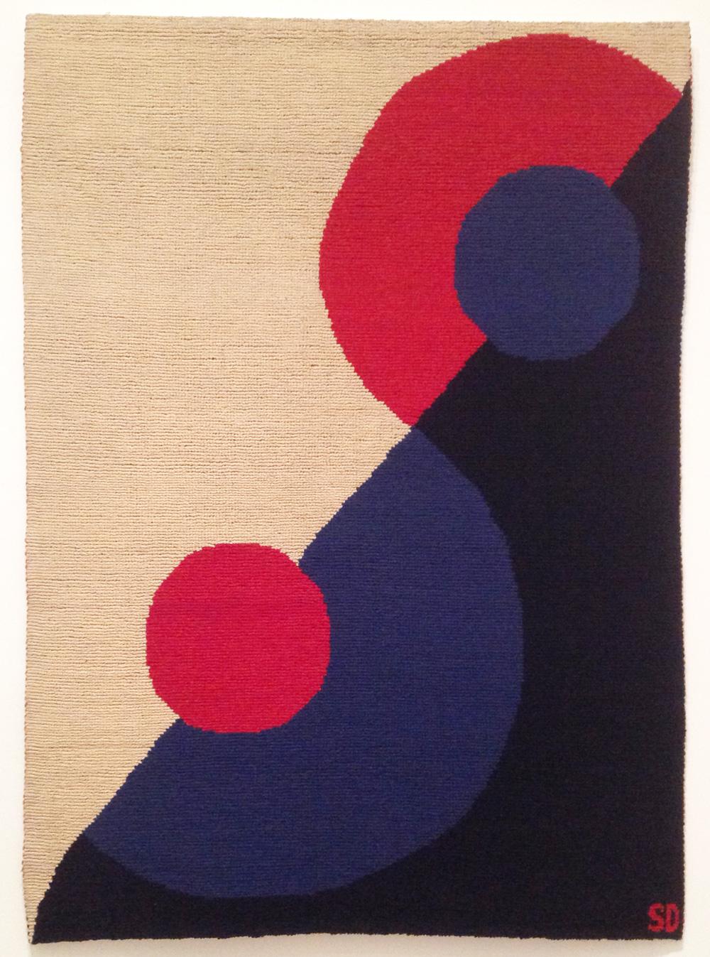 Sonia Delaunay At Tate Modern Hali