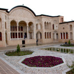 The Tabatabayis merchant's house in Kashan