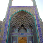 "Masjed-e Imam ""Blue"" Mosque of Esfahan"
