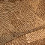 Ceiling pattern, Masjedeh Jomeh