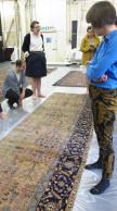 Safavid Carpets Mughal Textiles Hali Tours Blythe House Hali