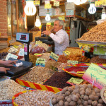 Nuts and dried fruits, Tehran Bazaar