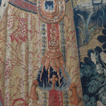 'The Conquest of Arzila and Tangier' tapestry series (detail), Collegiate Church, Pastrana