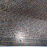 Polychrome ceiling decoration, Monasterio de Santa Clara, Medina de Pomar