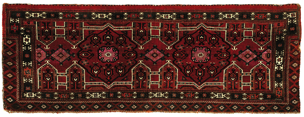 Lot 16, A Salor wedding trapping, Central Turkestan, Sotheby's