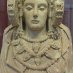 The Lady of Elche, Museo Arqueológico Nacional, Madrid
