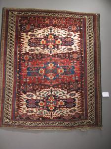Zewja rug, northeast Caucasus, 19th century, Aaron Nejad
