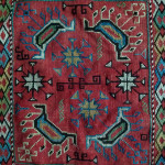 Armenian Needlework, Museum of Sardarapat, Armenia