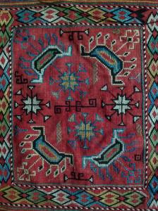 Armenian Needlework, Museum of Sardarapat, Armenia