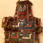 Salt bag, Museum of Ethnography & Carpets, Gavar, Armenia