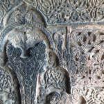 Khachkar stone cross (detail), Haghpat Monastery, Armenia