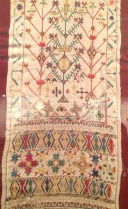 Needlework, Folk Art Museum, Yerevan, Armenia