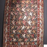 An unusual north Caucasian rug, late 19th century, Gallery Yacou