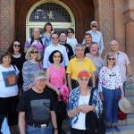 The HALI Tour group, Armenia, September 2015