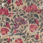 Cotton block print textile, N. India, circa 1800. Thomas Cole, 'Don't Miss India!'_