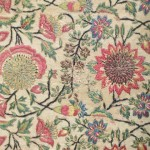Gujarat emboidery detail, ca.1800. Thomas Cole, 'Don't Miss India!'