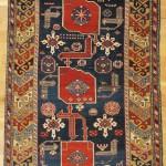 Karagashli rug, ca.1875. Hagop Manoyan, New York