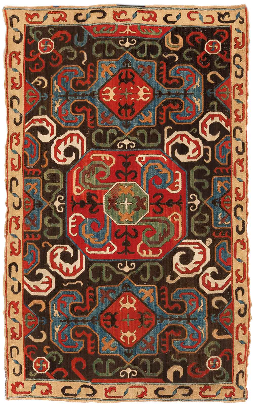 Kashmir Shawls And Other Antique Textiles From The Nemati