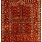 Turkmen ensi, 19th century