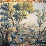Aaron Nejad. French Tapestry, circa 1780