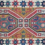Heritage-Rugs. Scandinavian tapestry woven cushion cover