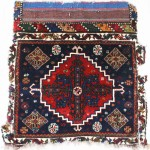 Heritage-Rugs. Southwest Persian knorjin (saddle-bag)