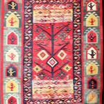 James Cohen. Thracian prayer kilim