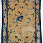 Tribal Rugs Gallery. Ningxia rug, West-China, ca. 1800 or earlier