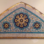 Mosaic, Georgian State Museum of Folk and Applied Art