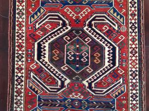 'Lenkoran' rug, Museum of Sardarapat, Armenia