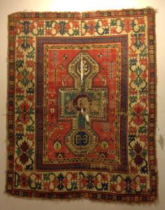 'Sevan' rug, Megerian Carpet Museum, Yerevan