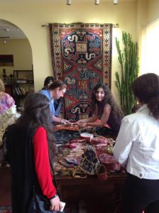 Folk Arts Hub Foundation at the Silk Road Hotel, Yerevan