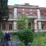 The Silk Museum, Tbilisi. Purpose built as the Caucasian Sericulture Station in 1887