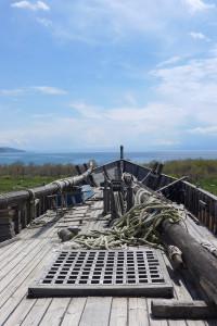 Cilicia sailboat, Lake Sevan, Armenia